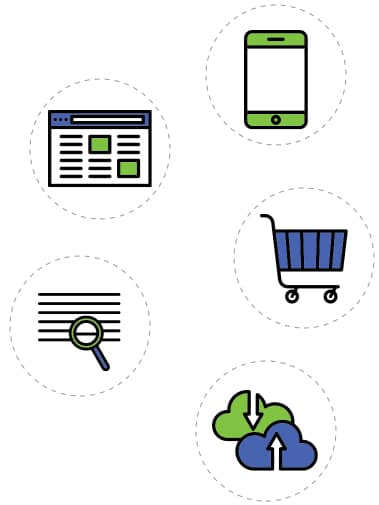 icons - Google Remarketing