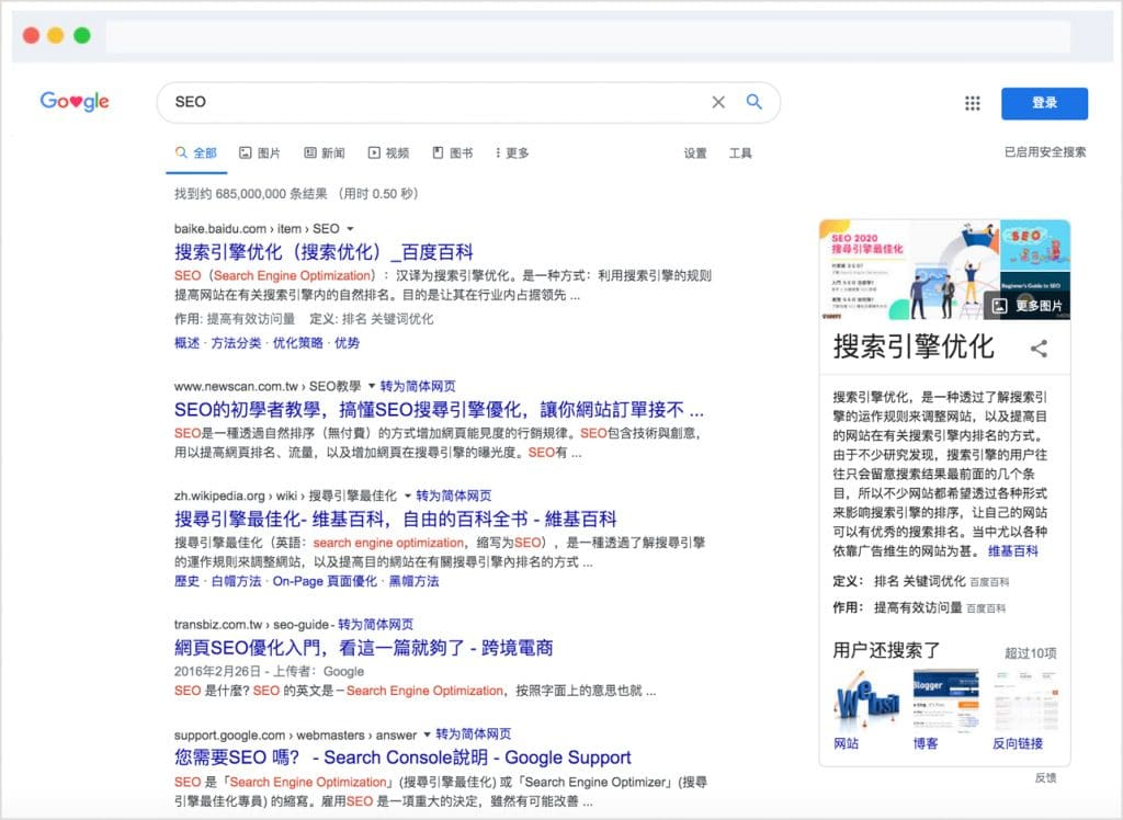 main workspace seo checklist chap 1 2 5 1024x748 - SEO Checklist for 2020